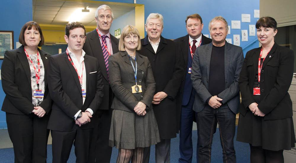 6 TEETH TEAM + Alan Johnson MP + JOHN BUTTRICK.jpg